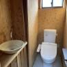在京都市中京區購買2K 獨棟住宅的房產 廁所