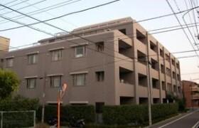 2LDK {building type} in Megurohoncho - Meguro-ku
