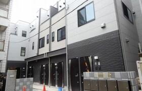 新宿区新小川町-1DK公寓
