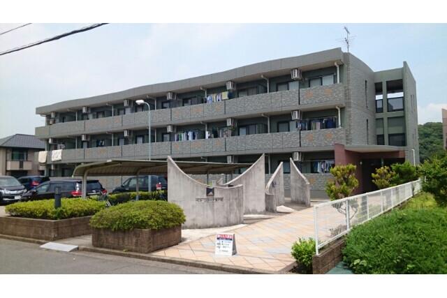 2LDK Apartment to Rent in Yokohama-shi Totsuka-ku Exterior