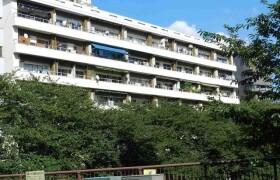 1LDK Apartment in Kamimeguro - Meguro-ku