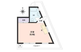 1R Apartment in Matsubara - Setagaya-ku