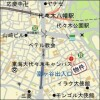 1SLDK Apartment to Rent in Shibuya-ku Map