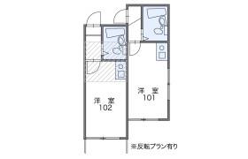 品川区 西大井 1K アパート