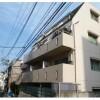 1DK Apartment to Rent in Shinjuku-ku Exterior