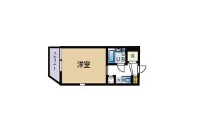 福生市 志茂 1K マンション