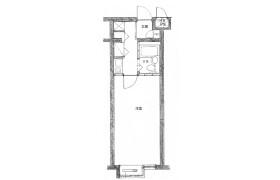 目黒區緑が丘-1K公寓大廈
