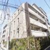 在涩谷区内租赁2LDK 公寓大厦 的 户外