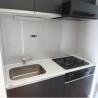 在大田區購買1LDK 公寓大廈的房產 廚房