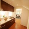 在目黒區購買3LDK 獨棟住宅的房產 廚房