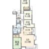 4LDK Apartment to Buy in Itabashi-ku Layout Drawing