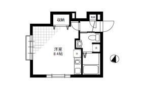 1R Apartment in Kamitakada - Nakano-ku
