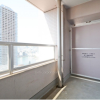3LDK Apartment to Rent in Chuo-ku Balcony / Veranda
