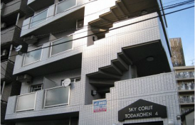 1R Apartment in Shimotoda - Toda-shi