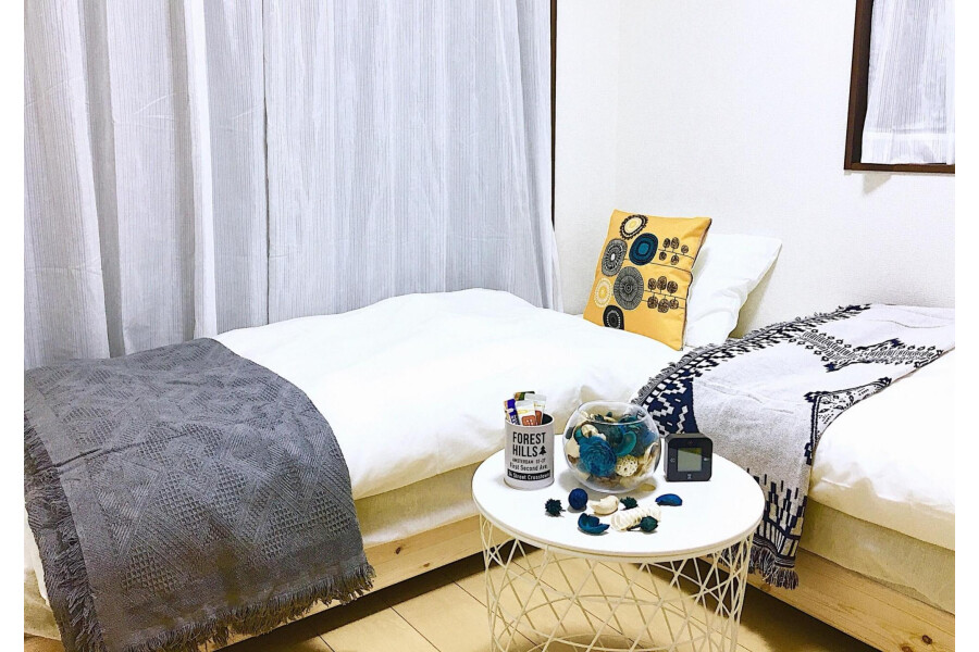 5LDK House to Rent in Kita-ku Bedroom