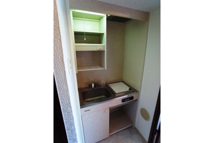 1K Apartment to Rent in Kita-ku Interior