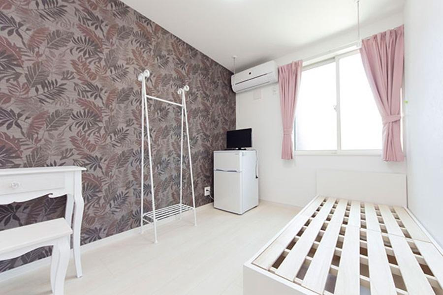 Private Guesthouse to Rent in Nerima-ku Bedroom