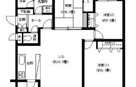 世田谷区 玉川 3LDK マンション