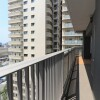 2LDK Apartment to Buy in Osaka-shi Naniwa-ku Balcony / Veranda