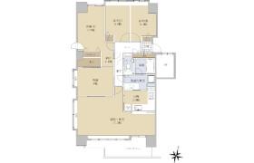 札幌市中央区 大通西(20〜28丁目) 4LDK {building type}