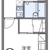 1K Apartment to Rent in Shimajiri-gun Haebaru-cho Floorplan