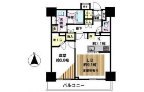 1LDK Apartment in Yotsuya - Shinjuku-ku