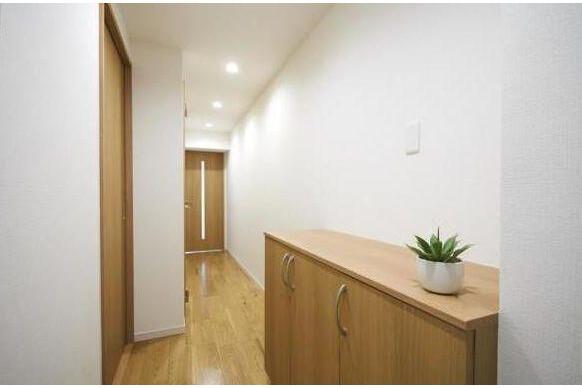 在Ota-ku購買1DK 公寓的房產 戶外