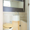 1R マンション 新宿区 風呂