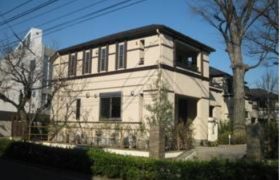 2LDK Terrace house in Seijo - Setagaya-ku