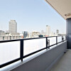 1LDK Apartment to Buy in Osaka-shi Chuo-ku Balcony / Veranda