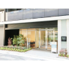 1LDK Apartment to Rent in Chuo-ku Building Entrance