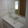 2LDK Apartment to Rent in Nagoya-shi Meito-ku Washroom