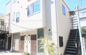 目黒區柿の木坂-1K公寓