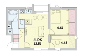 2LDK Mansion in Setagaya - Setagaya-ku