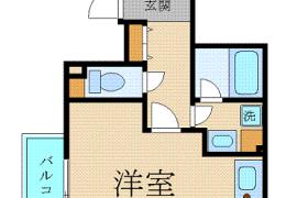 1R Mansion in Daikyocho - Shinjuku-ku