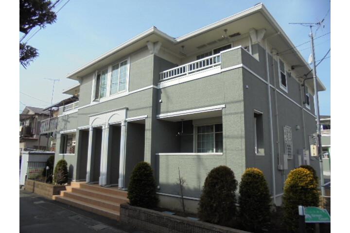 在小田原市內租賃2LDK 公寓 的房產 戶外