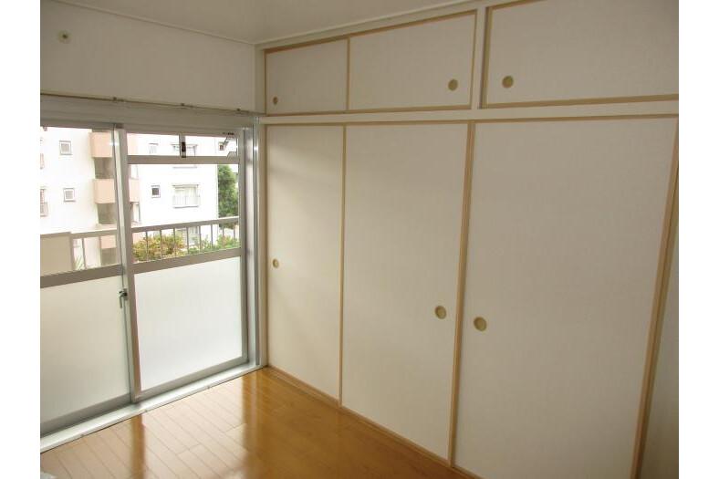 2DK アパート 足立区 リビングルーム