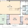 3LDK Apartment to Buy in Osaka-shi Asahi-ku Floorplan