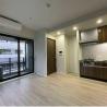 在中央區內租賃1LDK 公寓大廈 的房產 起居室