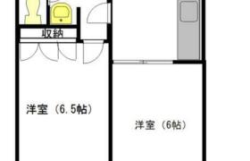 世田谷区瀬田-1LDK公寓大厦