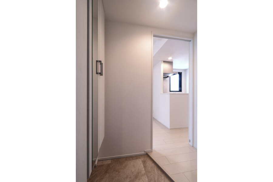 Whole Building Apartment to Buy in Meguro-ku Outside Space