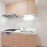 1SLK Apartment to Buy in Osaka-shi Nishinari-ku Kitchen