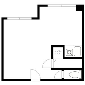 matsuri Monthly Takaido 22★ - Serviced Apartment, Suginami-ku Floorplan