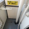 1R Apartment to Rent in Meguro-ku Balcony / Veranda