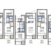 1LDK Apartment to Rent in Kita-ku Floorplan