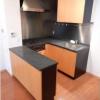 在港區內租賃1LDK 公寓大廈 的房產 廚房