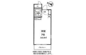 1R Mansion in Koyodai - Iruma-shi