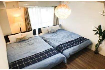 Whole Building Hotel/Ryokan to Buy in Kyoto-shi Nakagyo-ku Bedroom