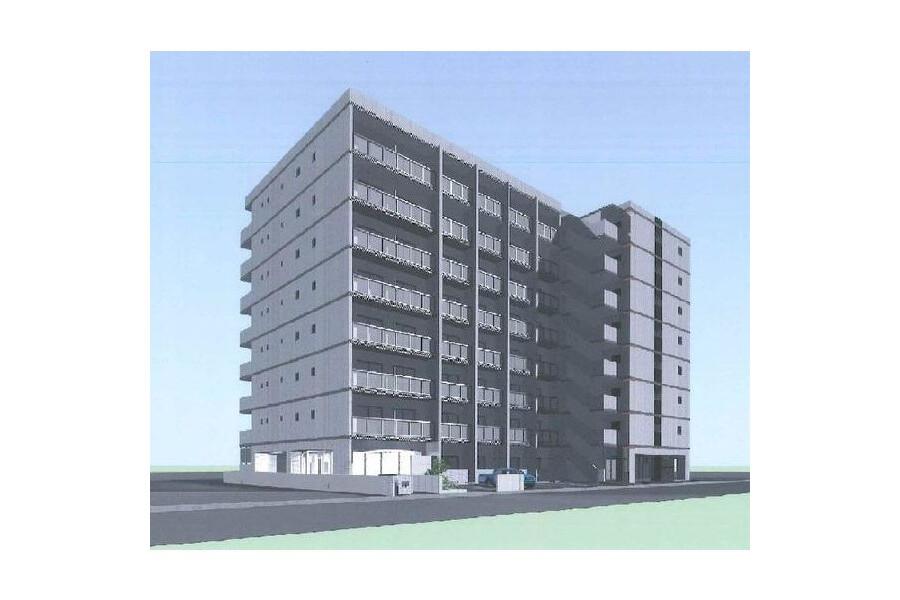 1LDK Apartment to Rent in Chiba-shi Mihama-ku Exterior