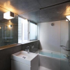 1SLDK Apartment to Rent in Minato-ku Bathroom
